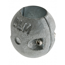 DLM Zinc Anode Shaft for Propeller Drive Shaft 1.1/4''