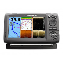 Lowrance HOOK-7 CHIRP GPS/Fishfinder DownScan Package