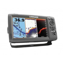 Lowrance HOOK-9 CHIRP GPS/Fishfinder DownScan Trailer Boat Package