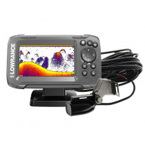 Lowrance HOOK2 4x GPS/Fishfinder with Bullet Transducer