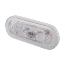 LED Waterproof Courtesy Lights 0.21W Cool White 3.6LM