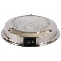 Stainless LED Dome Lights 1.7w 21m