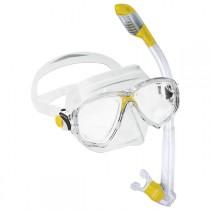 Cressi Marea Dry Mask and Snorkel Set