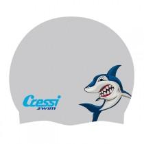 Cressi Junior Fantasy Silicone Swim Cap
