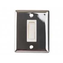 Stainless Steel Wall Light Switch