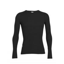Icebreaker Mens Merino Everyday Long Sleeve Shirt Crewe