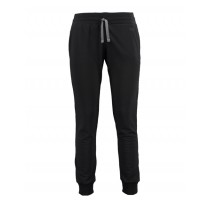 Icebreaker Womens Merino Crush Pants Black/Charcoal