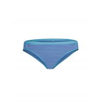 Icebreaker Womens Merino Siren Bikini Mist Blue Heather/Cobalt/Stripe