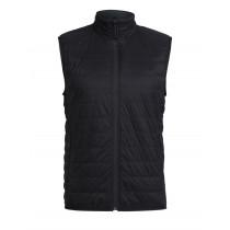 Icebreaker Mens MerinoLOFT Hyperia Lite Vest Black