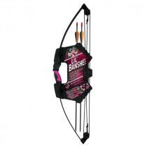 Barnett Lil Banshee Junior Archery Set Black/Pink