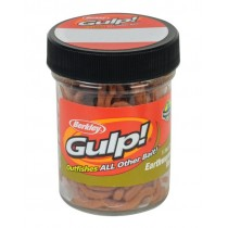 Gulp Alive 4'' Earthworm Brown