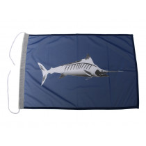 Nacsan Deluxe Game Fishing Catch Flag Marlin