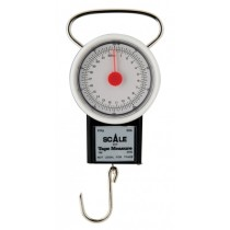 Berkley 50lb Weighing Scale with Tape Measure