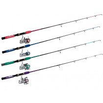 Ugly Stik Tackleratz 3.9ft Combo