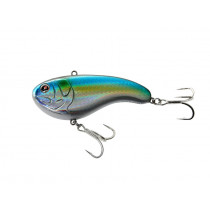 Sebile Flatt Shad Vibrating Crankbait Lure 124mm Blue Althea