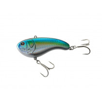 Sebile Flatt Shad Vibrating Crankbait Lure 96mm Blue Althea 40g