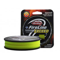 Berkley Fireline Exceed Braid Flame Green 135m 10kg 0.23mm