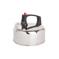 Coleman Stainless Steel Whistling Kettle 2.5L