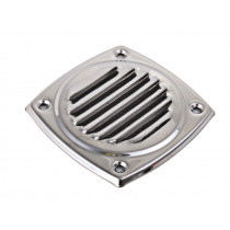 Stainless Steel Vent 102 x 102mm