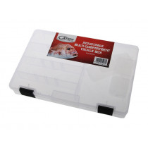 Catch H473 Adjustable Multi-Compartment Tackle Box