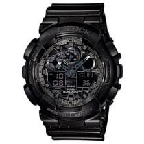 G-Shock GA100CF-1A Camouflage Series Watch Black 200m