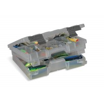 Plano 4600 Guide Series Two-Tiered StowAway Tackle Box