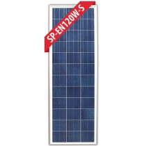 Enerdrive ePOWER 120W Monocrystalline Slim Fixed Solar Panel