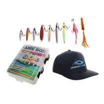 Ocean Angler Slow and Micro Jigging Pack