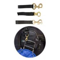 Marine Brass Catch Bag Clip No. 3