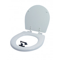 Jabsco Compact Toilet Seat and Lid