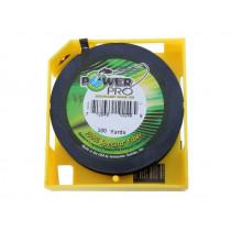 PowerPro High-Visibility Yellow Braid 300yd 50lb