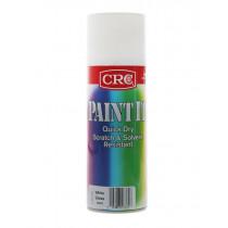 CRC Paint It Quick-Drying Paint White Gloss Aerosol 400ml