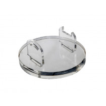 Clear Acrylic Display Stand for Baitcaster Reels