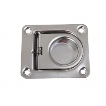 Stainless Steel Lift Handle with Spring