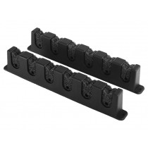 Horizontal Rod Storage Rack 6 Rods
