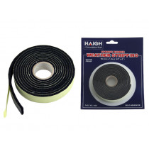 Sponge Rubber Weather Strip Tape 19mm x 1.8m