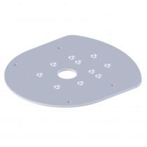 Raymarine Quantum Radome 2/4kW Mounting Plate