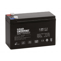 Betta CNFJ Lead Crystal Battery 12v 7.2Ah