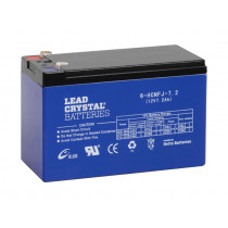 Betta HCFJ Lead Crystal High Capacity Battery 12v 9Ah
