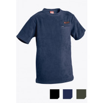 Betacraft Fleece T-Shirt Navy