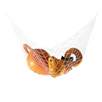 Nylon Gear Hammock - White
