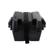 Small Battery Box with Webbing Strap