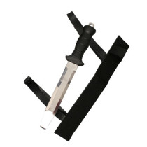 Pro-Dive Paua Blade Knife with Sheath 20cm