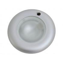 Frilight Nova LED Ceiling Light 1.6w Matte Silver with Switch