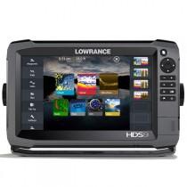 Lowrance HDS-9 Gen3 GPS/Fishfinder Trailer Boat Package