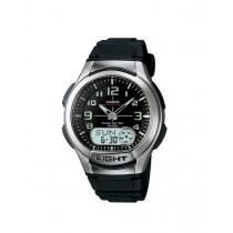 Casio AQ180W-1B 10-Year Battery Watch 100m