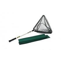 Kilwell Boat Landing Net Telescopic Folding Snag Free 145cm