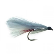 Black Magic Grey Ghost Trout Flies