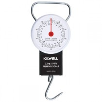 Kilwell Dial Face Scales with Tape Measure 22kg 1m