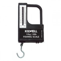 Kilwell Hanging Scales with Tape Measure 12kg 1m